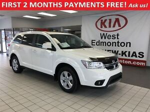 2011 Dodge Journey SXT FWD V6, FIRST 2 MONTHS PAYMENTS FREE!!