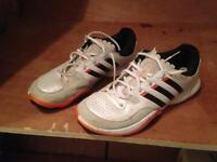 Addidas adipure men's size 10 trainers