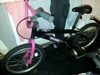 Bike bmx girls