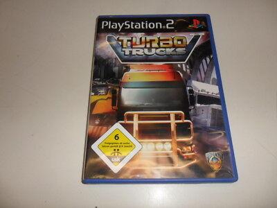 PlayStation 2  PS 2  Turbo Trucks  d'occasion  Expédié en Belgium