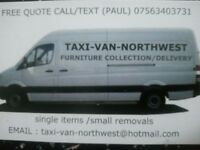 Man and van-removals-sofa collections..Bolton,Horwich,Westhoughton,Farnworth,Kearsley,Worsley etc,