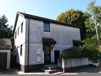2 Bedroom Flat, central Truro, allocated parking, recent new bathroom & kitchen, shared garden