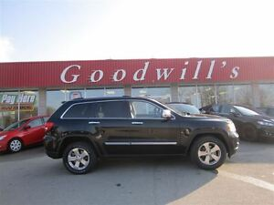 2011 Jeep Grand Cherokee LTD! NAVI! SUNROOF!