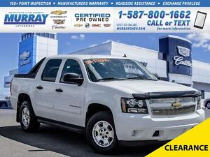 2012 Chevrolet Avalanche 1500 **Remote Start!  HD Trailering Pac