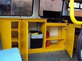 Vauxhall Monova 3500 (2016) converted well-fare ambulance