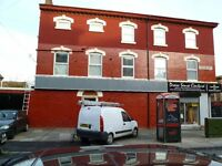 Nice Fully Furnished 1 Bed Flat above Shop Rufford Rd Prescott Rd Fairfield L6 Ready Now £400 Pcm