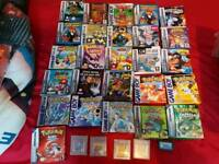 Nintendo Gameboy games inc Pokemon