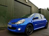 RENAULT CLIO RENAULTSPORT 197 ALBI BLUE FINANCE AVAILABLE