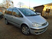 Ford Galaxy 1.9 TDi Zetec - Automatic - Part exchange to clear!