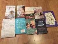 Ladies fiction book bundle *19 books*some unread*