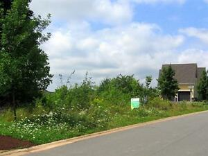 LOT IN WOLFVILLE WOODMAN'S GROVE FULLY SERVICED