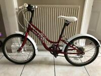 "Apollo children's bicycle (wheel size 20"")"