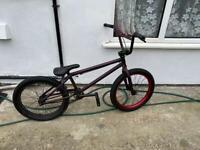 Wtp Bmx bike