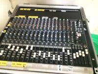 dj mixerMACKIE 1604-VLZ3