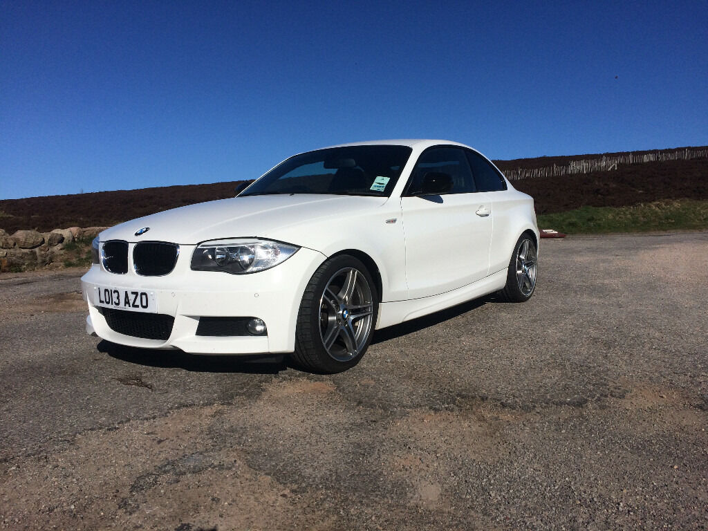 BMW Series Coupe D M Sport Plus Edition PRICE REDUCED In - Bmw 1 series m coupe price