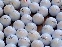 Golf balls x 200