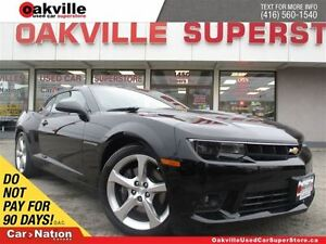 2015 Chevrolet Camaro SS 2SS | 426 HP | 6 SPEED M/T | NAVIGATION
