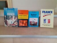 French Language Books (4)