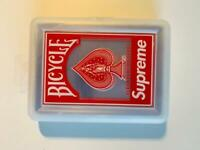 Supreme Bicycle playing Cards