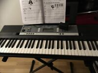 Yamaha YPT - 240 with or without stand for sale