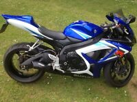 Suzuki gsxr 750 k6-06 11mot No offers