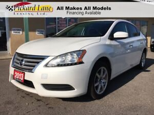 2013 Nissan Sentra $76.80 BI WEEKLY! $0 DOWN! HUGE PRICE DROP! C