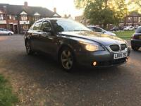BMW 525D DIESEL 2005-AUTOMATIC-M SPORTS SPECS-NEW TYRES-RUNS AS GOOD AS NEW-HPI-FULL SERVICE-CLEAN
