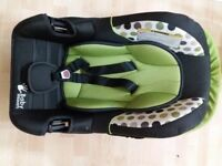 Baby weavers car seat.