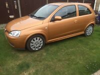 Vauxhall Corsa Gold Active 2003