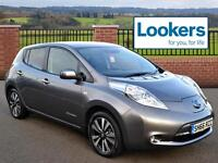 Nissan Leaf TEKNA (grey) 2016-10-24