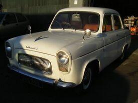 1958 FORD PREFECT / POP 100E Classic Car 1172cc Original, ready to drive away
