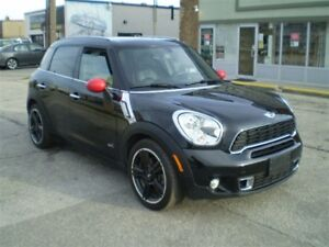2012 MINI Cooper S Countryman AWD! 49K! PANO ROOF! NO ACCIDENTS!