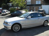 WE WANT YOUR BMW CONVERTIBLES AUTOMATIC OR MANUAL PETROL OR DIESEL 2004 ON