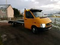 vw Lt Recovery truck