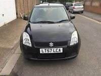 SUZUKI SWIFT GL COLOUR BLACK MOT UNTIL MAY 2019 NICE AND CLEAN