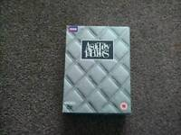 ABSOLUTELY FABULOUS (AB- FAB ) 10 DISC DVD BOX SET AS SHOWN **£ 8 **