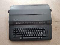 Sharp Electric Typewriter PA3100