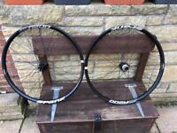 Spank Oozy Trail 295 wheelset 27.5