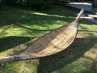 MOVING OUT SALE! UNIQUE WEAVED BAMBOO HAMMOCK FROM THAILAND!