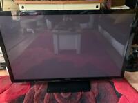 """50"""" Panasonic Vierra Plasma TV (spares or repairs only)"""