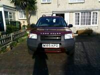 REDUCED Land Rover Freelander spares/repairs