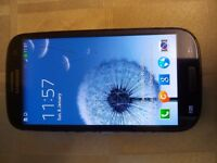 Samsung Galaxy S3 Unlocked + Silicone Casing + Sandisk microsd card = Excellent Condition