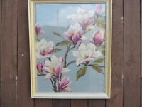 Large Painting in Frame Delivery Available £10