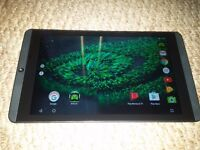BARGAIN--NVIDIA SHIELD K1 - 8-Inch Full HD Tablet (Black) - (192 Core)FIRST TO SEE WILL BUY.