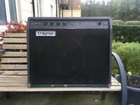 Vintage Traynor TS-120B bass / guitar amp 1970's Shellac / Bob Weston