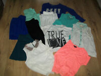 Girls Clothes Bundle - Age 12 - 15 - Tops, Skirts, Jeans & Jumper - New Look, H&M