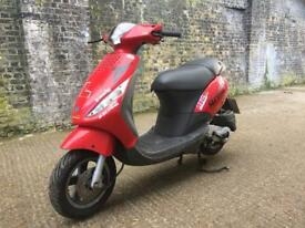 FULLY WORKING 2008 Piaggio Zip 100cc scooter 100 cc learner legal moped. Has MOT