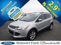 2013 Ford Escape SEL,AWD,CUIR,2.0L ECOBOOST