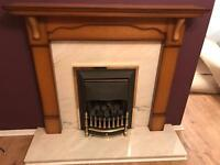 Fire place & surround