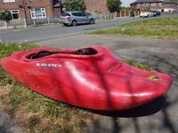 BLISS STICK RAD 185 Playboat Kayak